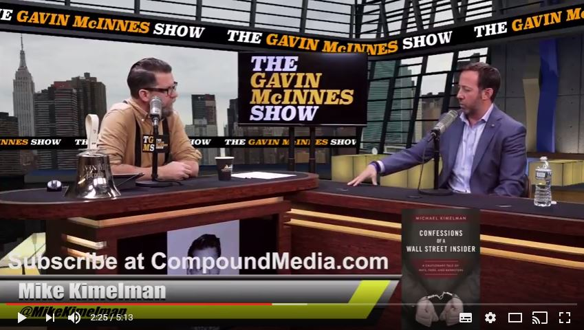 The Gavin McInnes Show | Mike Kimelman Interview on Prison Life