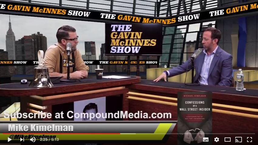 The Gavin McInnes Show | Mike Kimelman Interview on Prison Life